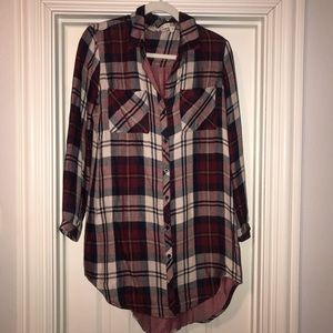 Chelsea & Violet Flannel Shirt